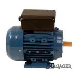 Motor Universal 1.5 kw 3000 rpm Mon.Cond.Perm.  Pt.