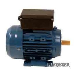 Motor Universal 0.12 kw 1500 rpm Mon.Cond.Perm.  Fl.