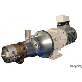 Bio-prensa BT 100  para extração de óleo